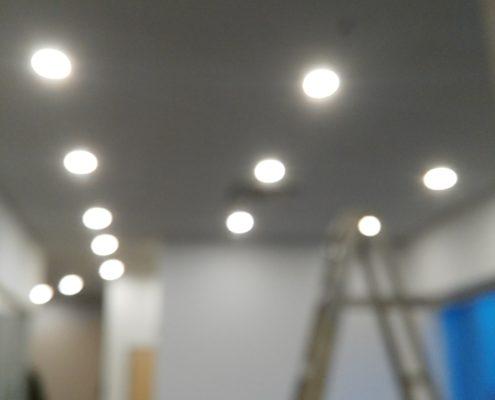 Pot light installations 1