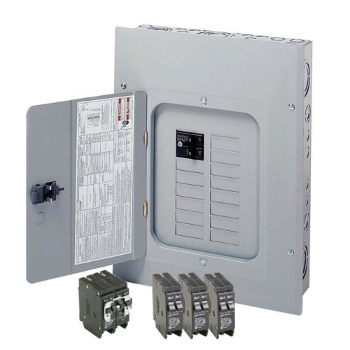 new eaton electrical panel