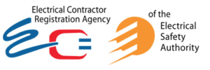 electrical contracor registration agency logo