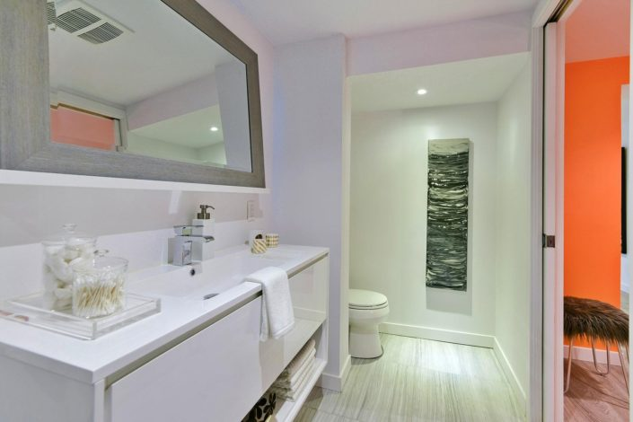 bathroom basment reno hamilton