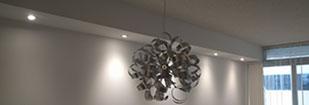 Interior Lighting Design in mississagua on