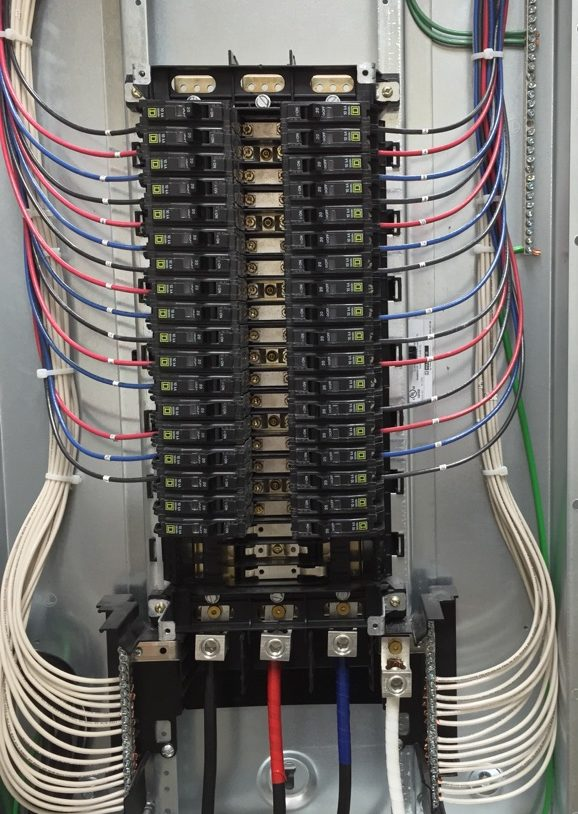 Residential electrical panel - Effective Electrical