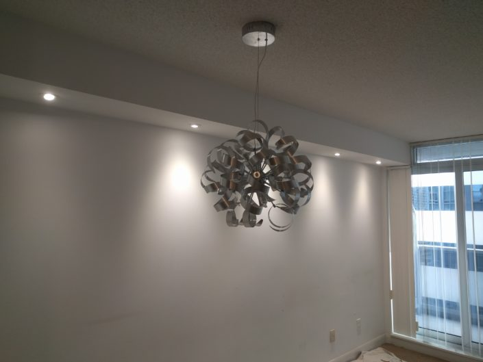 condo electrical lights in misssissauga ontario