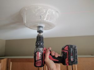 pot light installation tool